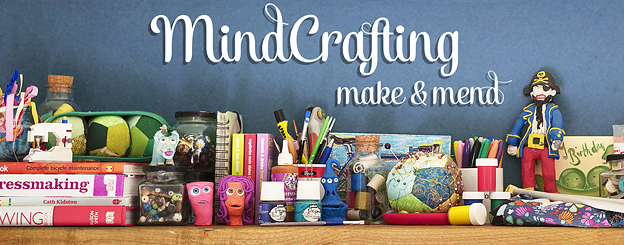 Craft and creativity for mental health and wellbeing